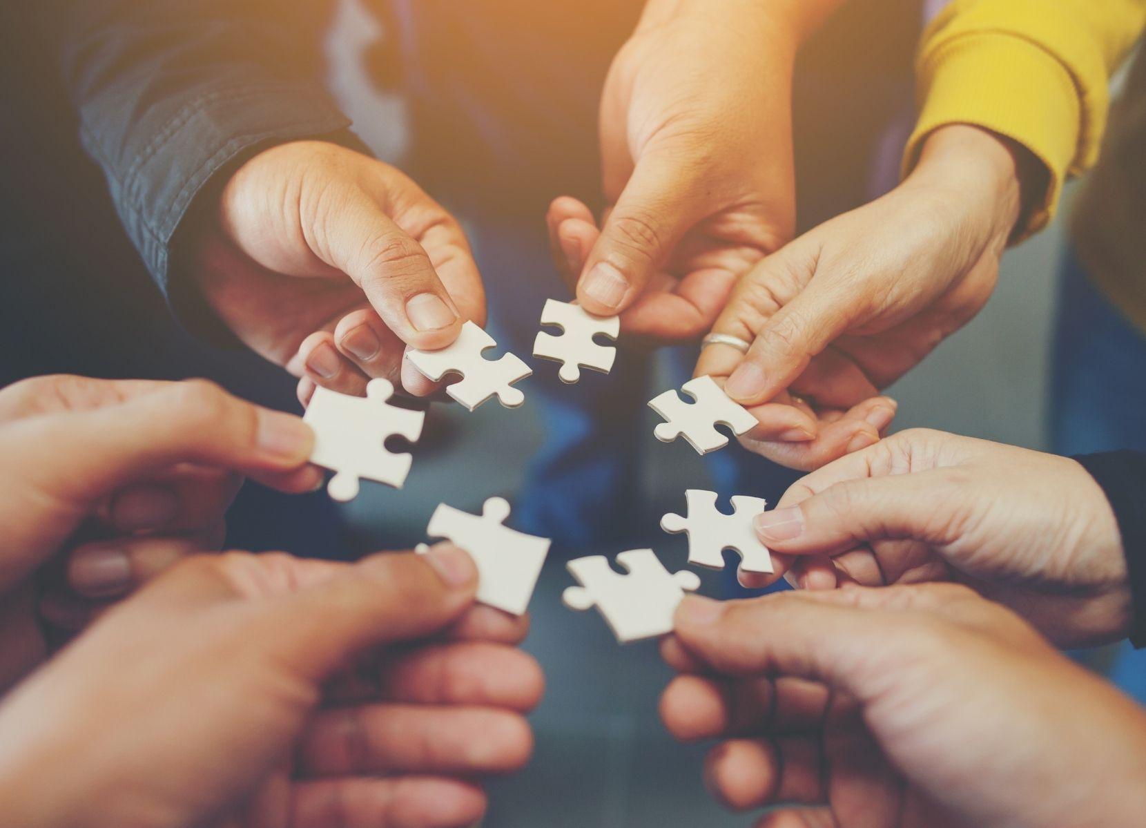 Van puzzelstukjes naar een strategie