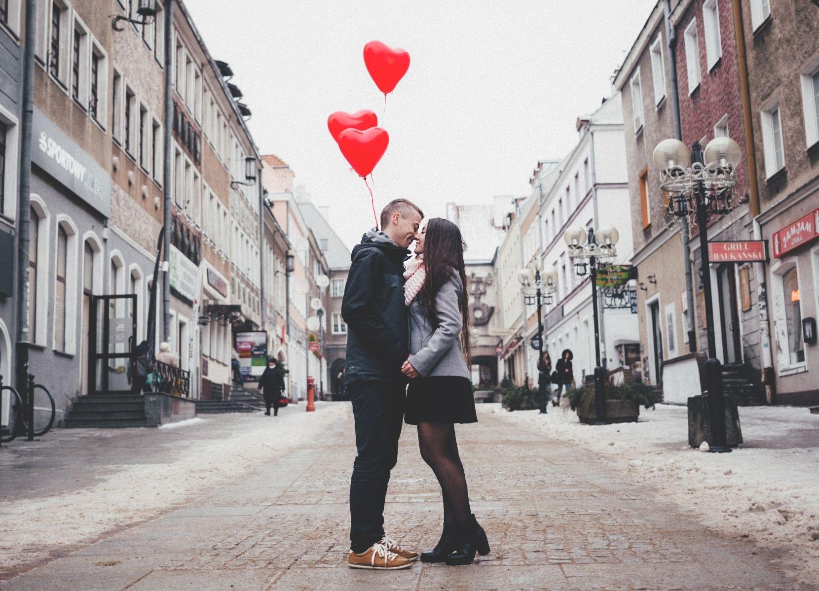 Hoe geef je met Valentijnsdag de mensen een lach op het gezicht?